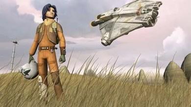 Photo of Star Wars Rebels: Meet Ezra Bridger