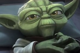 """yoda1 1 - New Clip for """"The Lost Missions"""" and Netflix Release Time Announced!"""
