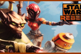 rebels group1 - Star Wars Rebels to be 16 Episodes, feature some classic characters.