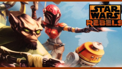 Photo of Star Wars Rebels' Sabine in the First Spin-Off Rumor – Jesse's Take