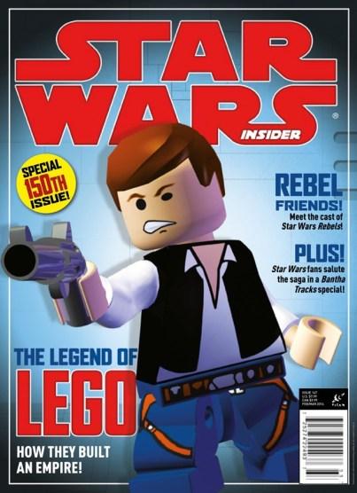 star wars insider 150 lego han solo