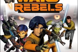 "SWRebels1 - Review: ""Star Wars Rebels: The Visual Guide"" by Adam Bray."