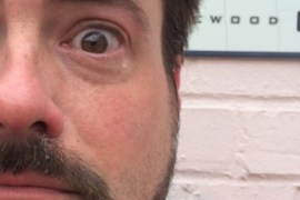 Smith Tear 1 - Kevin Smith Confirms Stormtroopers in Star Wars: Episode VII!