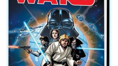 Photo of Jason's take on  The Original Marvel Years Star Wars Omnibus