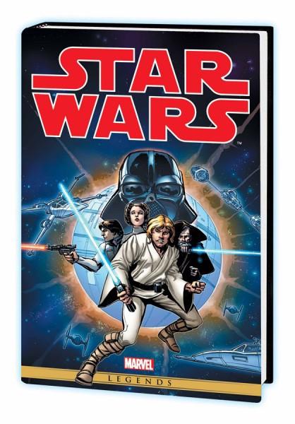 Star Wars Marvel