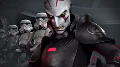 Photo of Jason Isaacs: The Voice of the Inquisitor in Star Wars Rebels