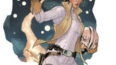 Photo of Accurate sketch of Princess Leia's costume in Star Wars: The Force Awakens!