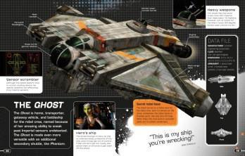 ghost rebels visual guide