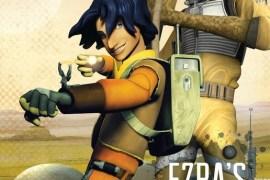 Star Wars Rebels: Ezra's Gamble