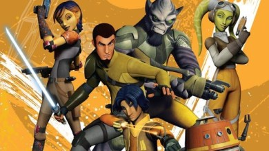 Photo of JM Review: Star Wars Rebels: Rise of the Rebels by Michael Kogge