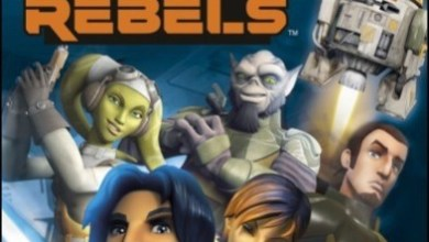 Photo of A Quick Review of Star Wars Rebels: Meet the Rebels by Sadie Smith.