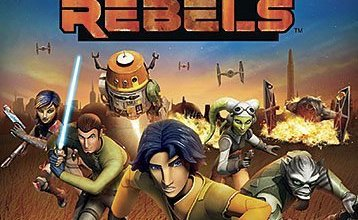 Photo of Star Wars Rebels October DVD: Spark of Rebellion has cover art!