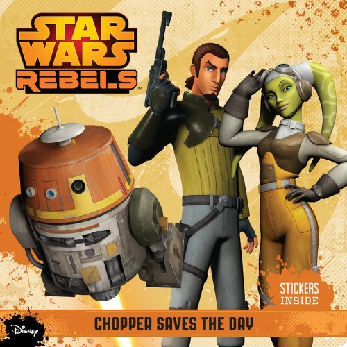 RebelsChopperSavesTheDay - Brian's Star Wars Rebels: Chopper Saves the Day Review