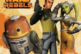 RebelsChopperSavesTheDay - Andrews Review: Star Wars Rebels: Chopper Saves the Day by: Greg Weisman