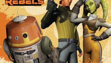 Andrews Review: Star Wars Rebels: Chopper Saves the Day by: Greg Weisman