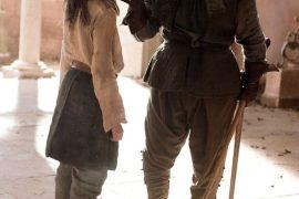 Arya Stark and Syrio Forel house stark 24506825 903 1199 - Miltos Yerolemou Joins Episode VII Cast?