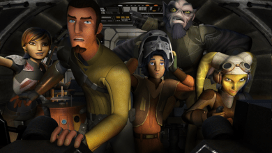 Andrew's review of Star Wars Rebels: Spark of Rebellion