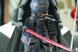 "Samurai Vader - Collectibles Round-Up: The Many Faces of Vader, 40,000 Boba Fetts and Toys ""R"" Sale"