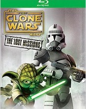 Photo of Star Wars: The Clone Wars The Lost Missions Blu-ray cover revealed!