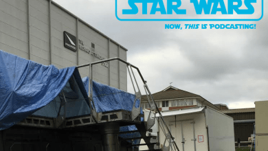 Photo of Star Wars: The Force Awakens Stage Report and Photo: Stairway to Heaven!