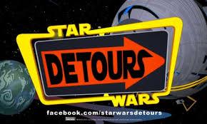 Photo of Rumor: Star Wars Detours to Get Digital Release in May