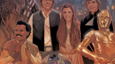 Photo of Marvel's Journey to Star Wars: The Force Awakens first image revealed!