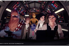 Disney Infinity - Details on Star Wars Coming to Disney Infinity 3.0