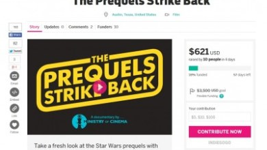 Photo of The Prequels Strike Back's Bradley Weatherholt Talks His Documentary and the Star Wars Prequels