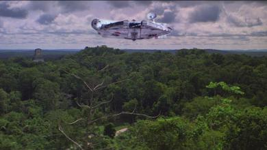 Yavin - Star Wars: The Force Awakens' Green planet, what it most likely is, and what's there!