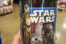 Star Wars Soda - The Red Scare! New See-Threepio design found on Mexican soda can!