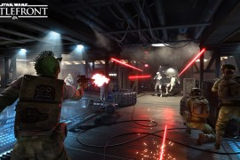 "Battlefront Blast Mode - Star Wars: Battlefront announces new Team Deathmatch mode ""Blast"" + pic!"