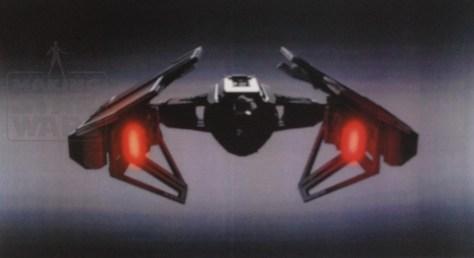 Rumors on Star Wars: Episode VIII's TIE fighters!