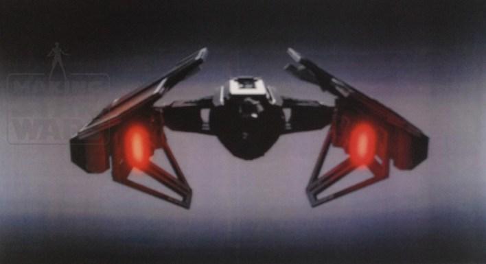 IMG 1092 - Rumors on Star Wars: Episode VIII's TIE fighters!