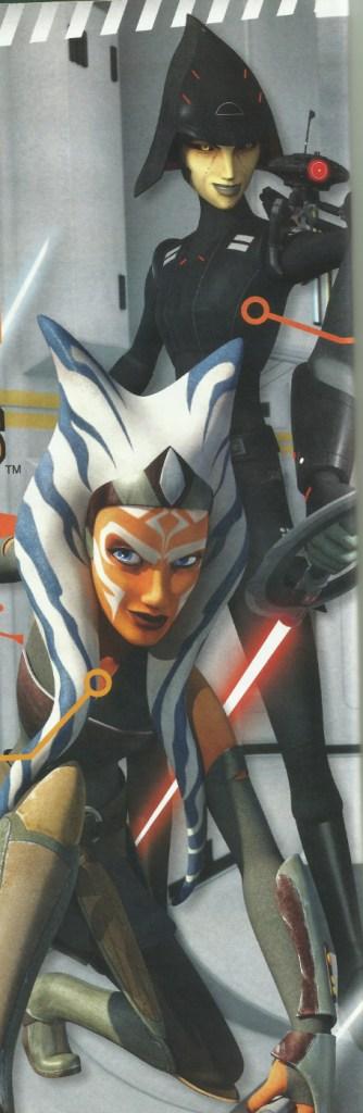 star wars rebels season two female inquisitor - Star Wars Rebels: Female Inquisitor Unmasked