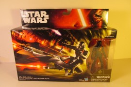 11 - Star Wars: The Force Awakens' Assault Walker and Speeder Bike found on eBay!
