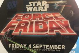11920420 10153098249673097 478577592 n - Star Wars: The Force Awakens' Force Friday Target promotions have started in Australia with pics...