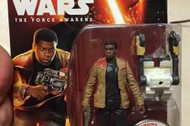 """Finn 2 - Star Wars: The Force Awakens Finn 3.75"""" Figure Revealed"""