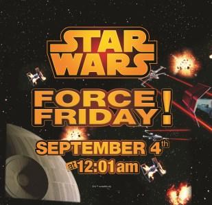 Force Friday Artwork