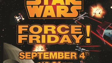 "Toys ""R"" Us To Host Midnight Force Friday Celebration Featuring Exclusive Giveaways & NYC Exhibition"