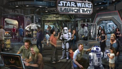 Photo of One new shot from Star Wars: The Force Awakens from the Star Wars Launch Bay!