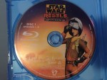Star Wars Rebels Blu ray disc1