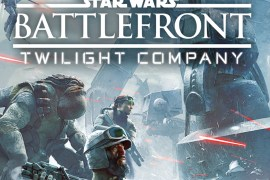 Twilight Company Cover - Star Wars: Twilight Company has a badass cover!