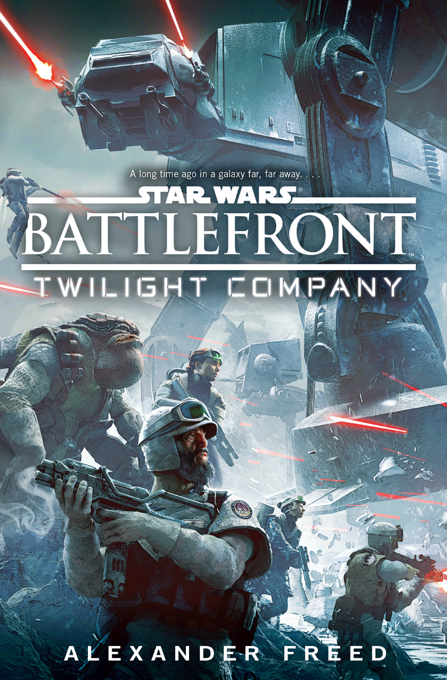 Twilight Company Cover
