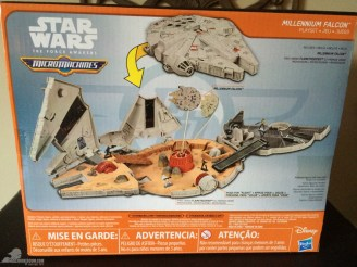 star wars the force awakens millennium falcon micromachines playset 080615 002 2