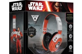 82 - Star Wars themed gaming headsets just in time for Battlefront!
