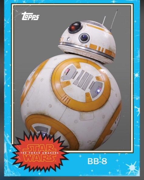 BB-8 TOPPS