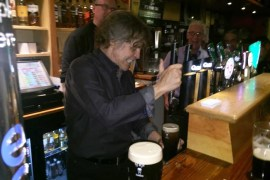 Hamill1 - Star Wars: Episode VIII's Skellig Michael filming ends with a shave and a beer?