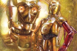 Threepio Comic - Marvel Comics to tell the tale of Threepio's red arm in new Star Wars: Journey to the Force Awakens comic!