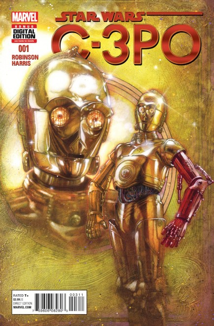 Threepio Comic
