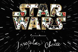 logo landscape - The new Star Wars teaser from Irregular Choice shoes is: C-3PO!